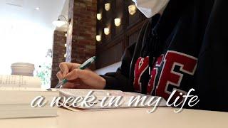 [미네] vlog) 대학생 브이로그 | 카공 | 서울대…