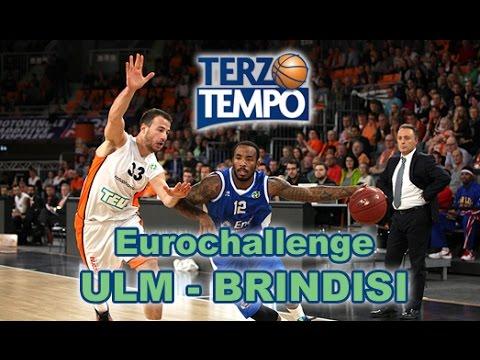 Eurochallenge: TERZO TEMPO Ratiopharm Ulm-Enel Brindisi 76-77