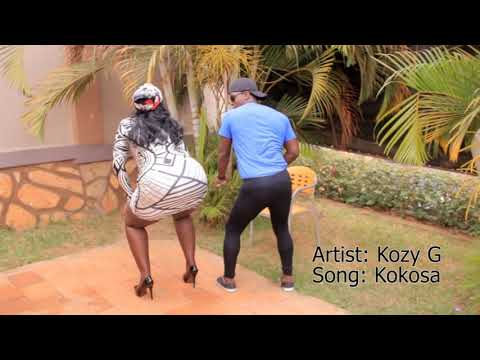 KING KONG MC OF UGANDA WITH COAX DANCING TO KOKOSA BY KOZY G