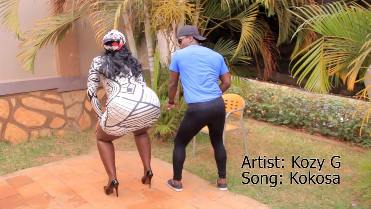 """Download KOZY G """"KOKOSA"""" WITH KING KONG MC OF UGANDA AND COAX DANCING"""