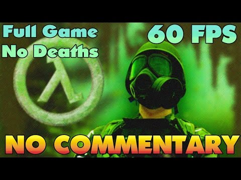 Half-Life: MILITARY DUTY - Opposing Force Mod - Full Walkthrough 【NO Commentary】