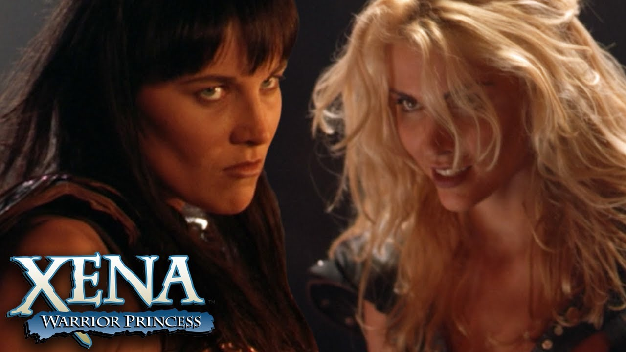 Download Xena vs Callisto | Xena: Warrior Princess