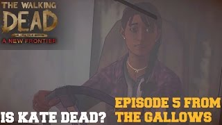 """Is Kate dead or alive?!The Walking Dead:Season 3 Episode 5 """"From The Gallows"""" Discussion"""