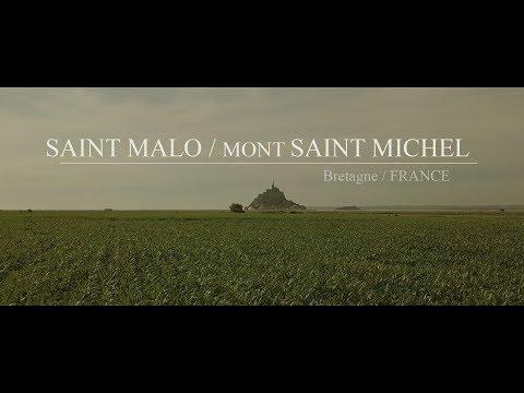 Saint Malo / Mont Saint Michel