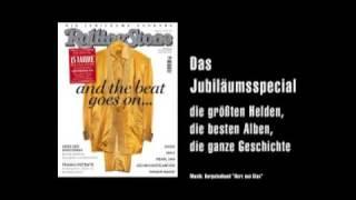 Rolling Stone Germany wird 15 - TV Spot feat. Karpatenhund