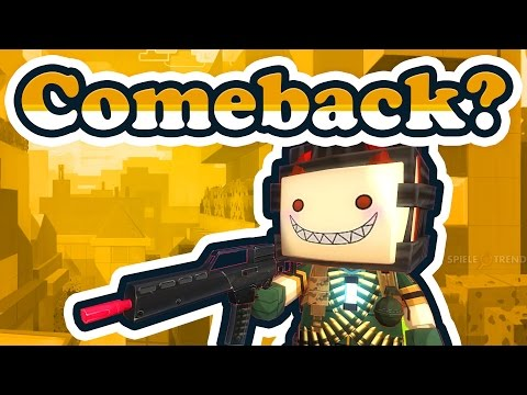 Brick Force: Das Comeback von Schilling? | Let's Play Brick Force