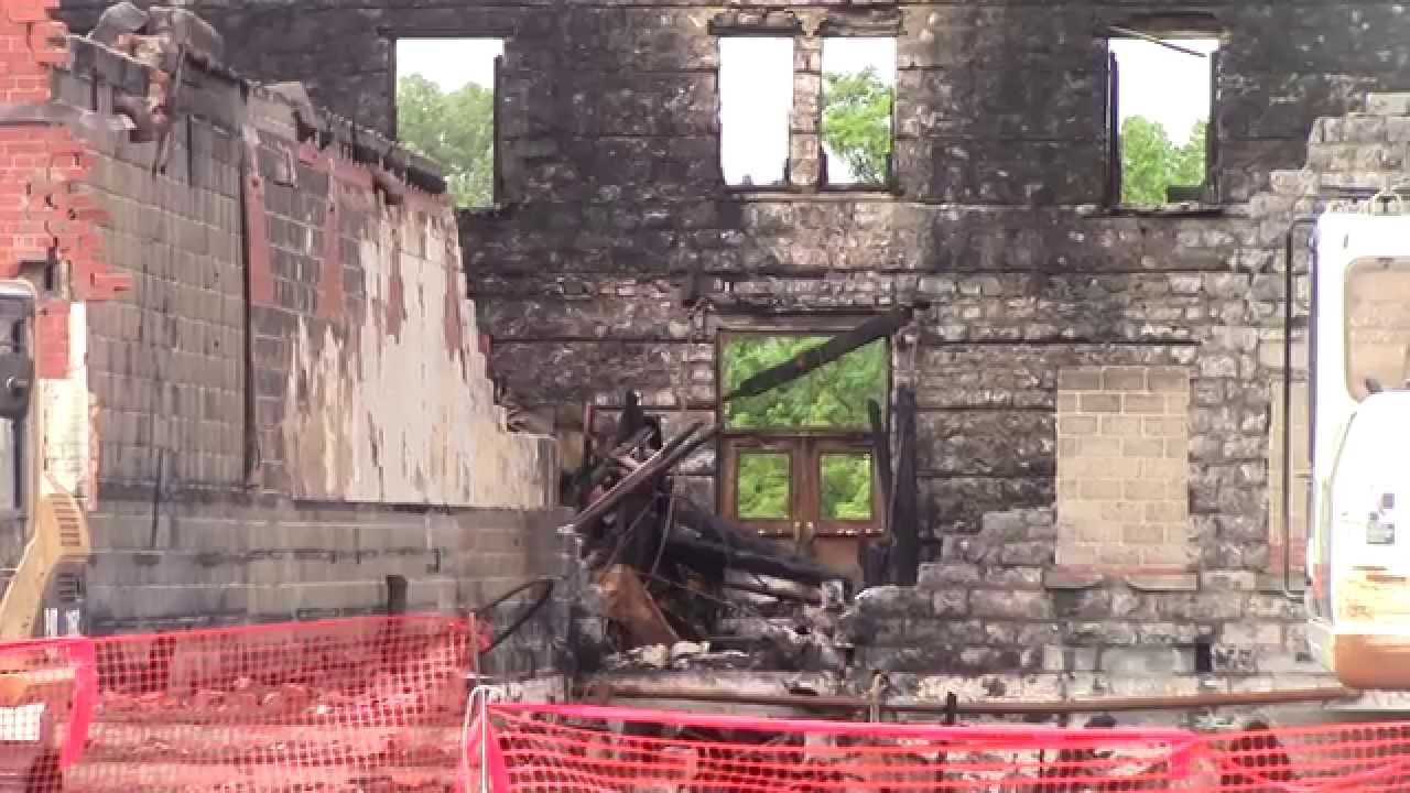 St. Mary's Demolition Update  7-17-15