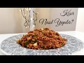 Kısır Tarifi - Pratik Tarif / Yemek Tarifleri - Melis'in Mutfağı