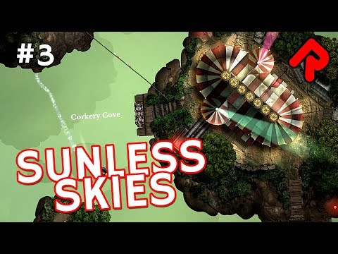 Polmear's Inconceivable Circus! | Let's play Sunless Skies gameplay ep 3 (Early Access)