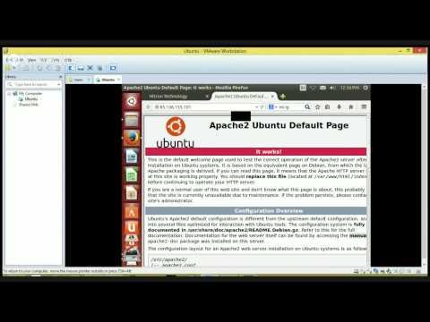 Como crear y configurar un Hosting Casero Ubuntu, MYSQL, PHP...etc