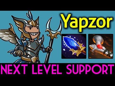 Next Level Support with Aghanim's Atos ► Yapzor-God Plays Skywrath Mage 7.06 Dota 2
