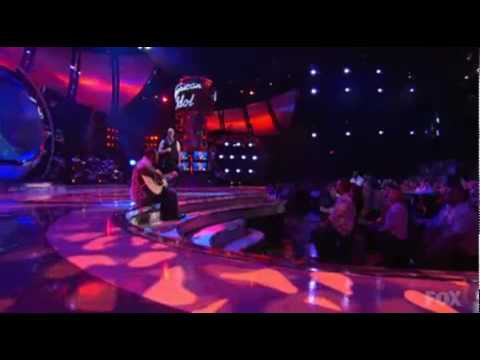 Chris Daughtry - American Idol - What A Wonderful World HD (10)