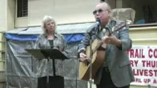 Johnny and Nelda Flanagan: I