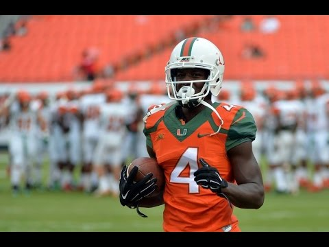 "Phillip Dorsett Highlights || ""Hurricanes Yard Murderer"" ᴴᴰ 