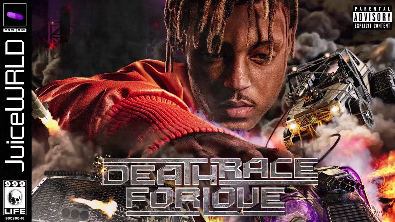 Juice WRLD - Flaws and Sins (Death Race for Love) | Type Beat 2019 image