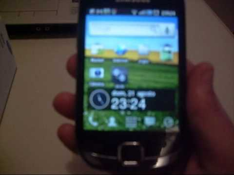 Review Samsung Galaxy Fit - S5670 - Português