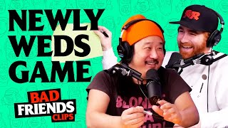 How Well Do Andrew Santino & Bobby Lee Know Each Other? | Bad Friends Clips