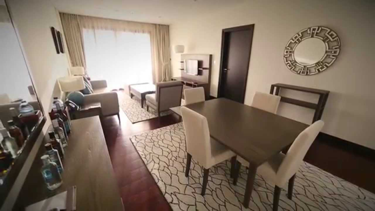 Anantara Dubai The Palm Resort Spa One Bedroom Apartment
