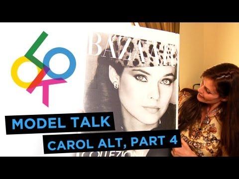 Carol Alt, Part 4: Model Talk