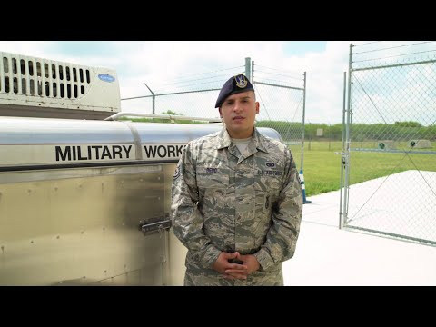 Ask An Airman - What is it like being in Security Forces?
