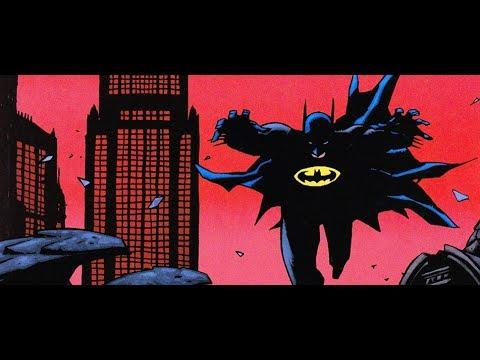 Batman: Dark Knight, Dark City (REVIEW)