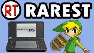 The Rarest DS Games Ever Released