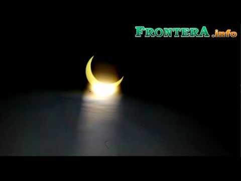 Viven eclipse solar en Tijuana
