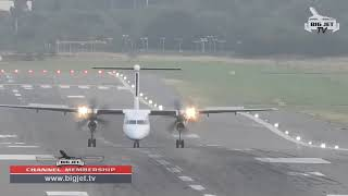 Planespotting LIVE!  -  Birmingham Airport  - The Weekend Show 17/8