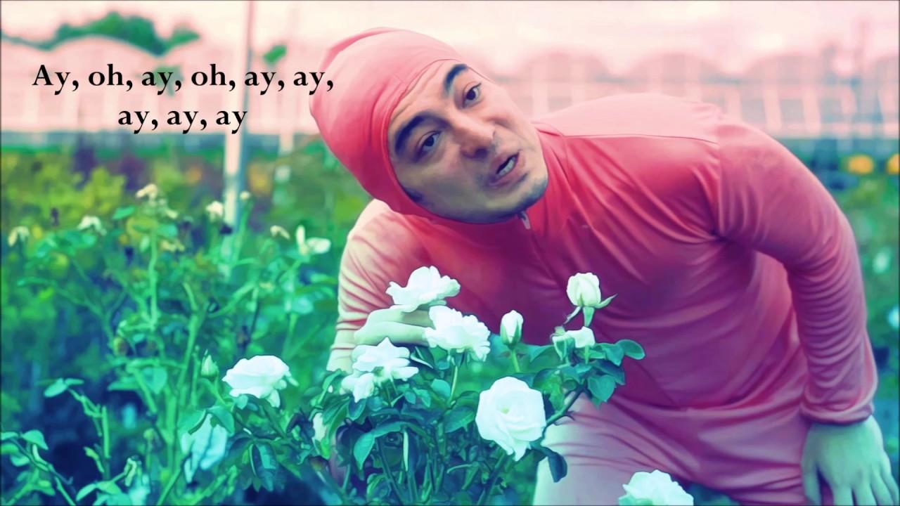 Pink Guy Help Lyrics Youtube