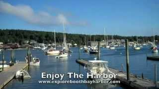 Visit Boothbay Harbor, Maine