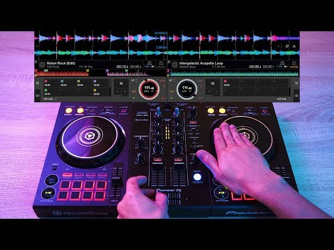 "PRO DJ DESTROYS ""TOY CONTROLLER"" IN HIS MIX - Fast And Creative DJ Mixing Ideas"