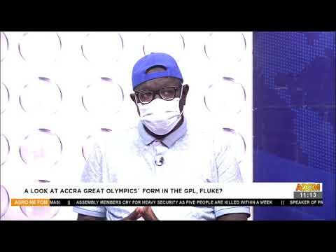 Agoro Ne Fom on Adom TV (3-4-21)