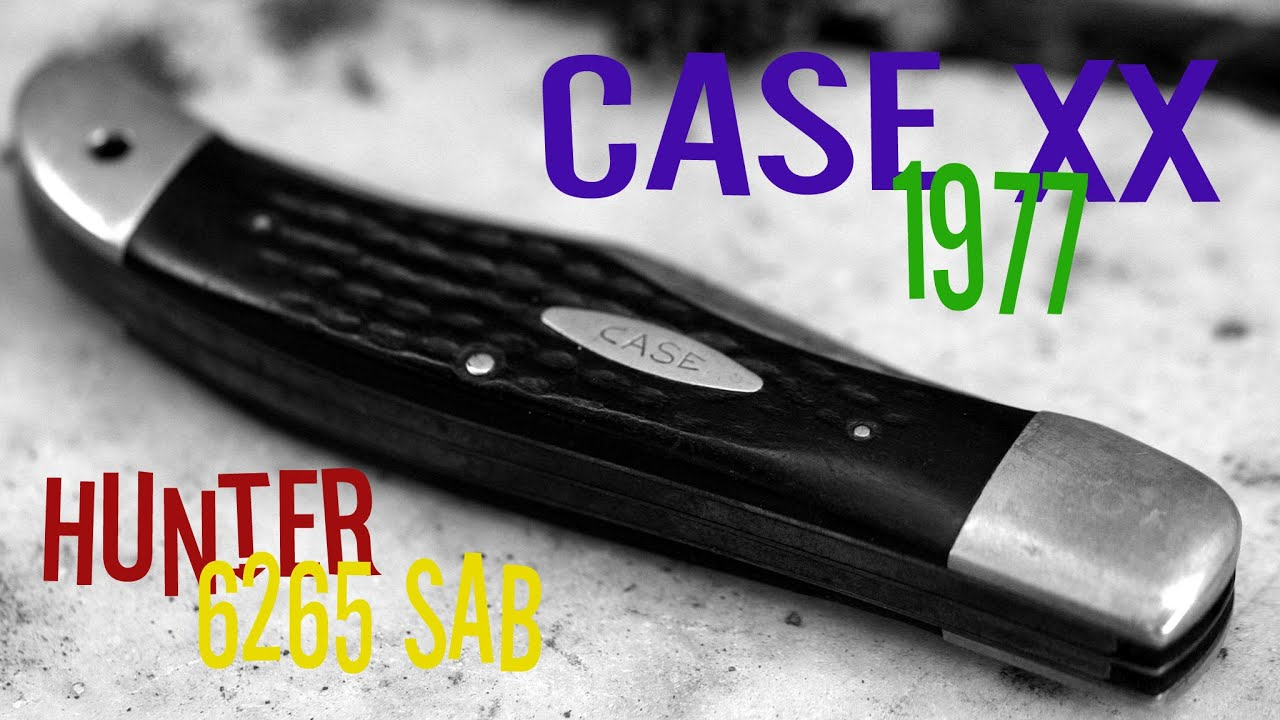 what does sab mean on case knife