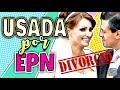 Angelica Rivera ¿usada por Enrique Peña Nieto? para primera dama