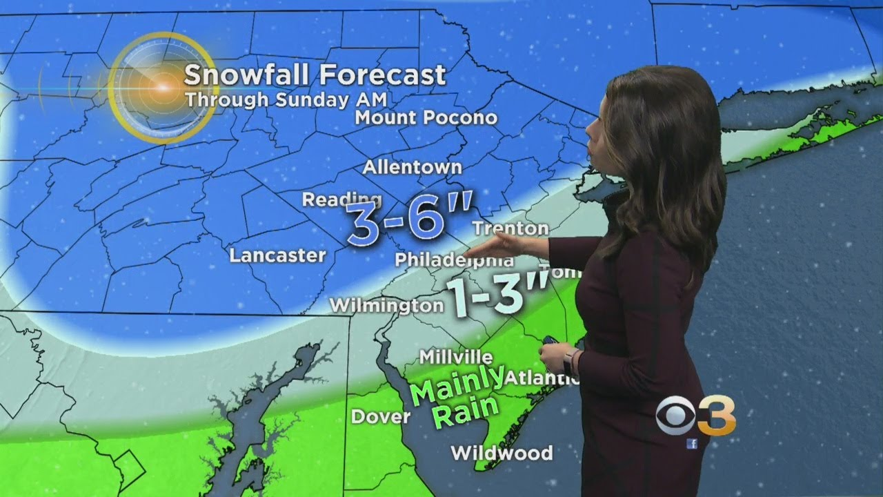 Chelsea's Saturday AM Weather Update