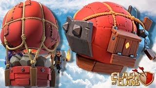 Best Air Attacks to 3 Star TH12 and TH11 | Clash of Clans