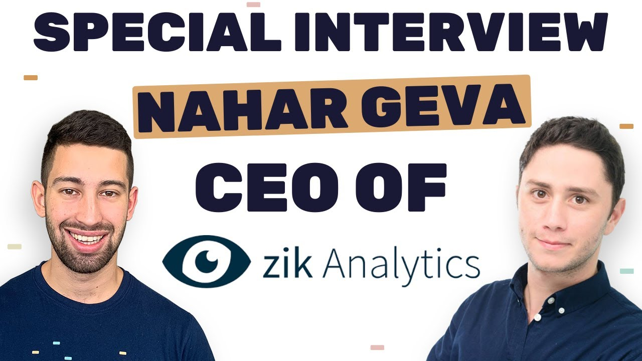 Dropshipping Products Finding Strategies - Special Interview With Nahar Geva (Zik Analytics CEO)