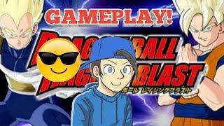 Gameplay/Dragón Ball Raging Blast 2