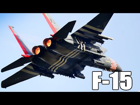 The Story Of The Most Undefeated US Aircraft: McDonnell Douglas F-15 Eagle
