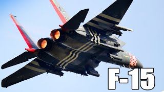 Gambar cover The Story of The Most Undefeated US Aircraft: McDonnell Douglas F-15 Eagle