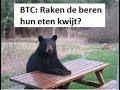 (137) BTC: Raken de beren hun eten kwijt?
