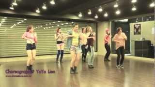 陶妍霖(陶子) - YES I DO 官方舞蹈by YoYo LIEN
