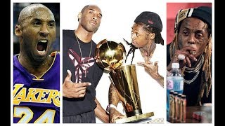 Lil Wayne Honors Kobe Bryant On His New Album