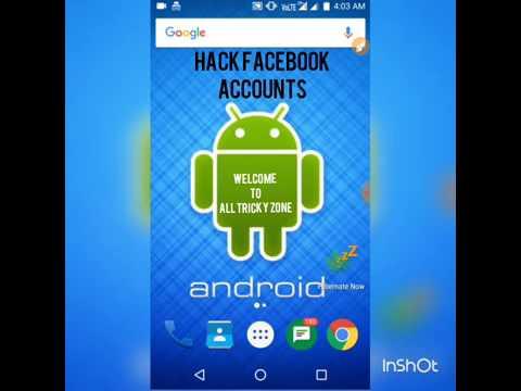كيفية إختراق حساب فيسبوك اسهل طريقه مضمونه||How to hack facebook account