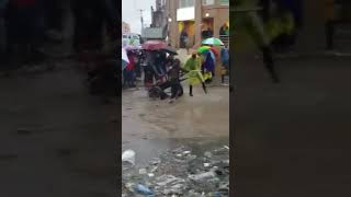 Flooding in Kenya, the funny sides