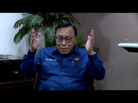 Revitalisasi NasDem Sumatera Barat (Ngopi Sore epsd.28 bersama Malkan Amin)
