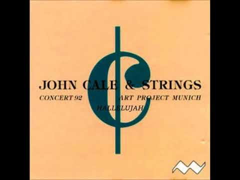 John Cale & Strings - Hallelujah (1992)