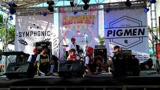 Winner Kids - Intro + We Young + Dunk Shot @ ClothFest Cirebon 02-11-2017