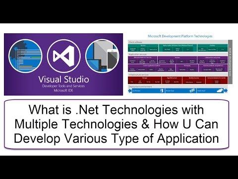 Microsoft .Net Introduction Tutorial for Beginners   Dot Net Channel   Part 5