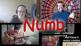 British Producer LIVE Reacts to Alip_Ba_Ta Numb Linkin Park Finger Style Guitar Cover Reaction